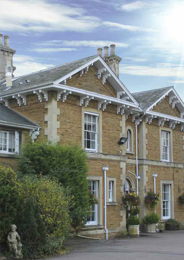 St Christophers Care Home Northants