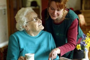 Volunteer with St. Christopher's Care Home