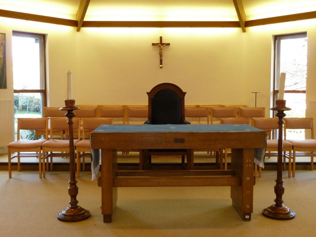 St Ragener's Chapel Altar P1020151