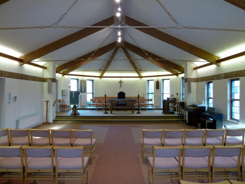 St Ragener's Chapel from rear P1020150