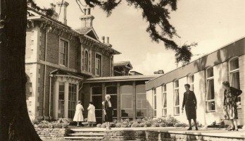 The History of St. Christopher's Care Home Northampton